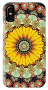 Kaleidoscope Ernst Haeckl Sea Life Series IPhone Case