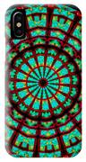 Kaleidoscope Of A Neon Sign IPhone Case