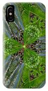 Kalido Plant Fronds IPhone Case