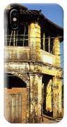 Kampot Old Colonial 03 IPhone Case