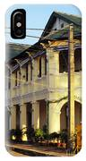 Kampot Old Colonial 07 IPhone Case