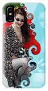 Kandi Blaze Poster 1 IPhone Case