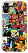 Kandisky Collage IPhone Case