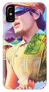 Kang At Hornings Hideout IPhone Case