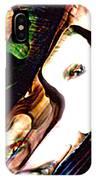 Kao IPhone Case