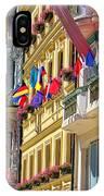 Karlovy Vary IPhone Case