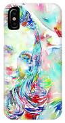 Kate Middleton Portrait.1 IPhone Case