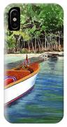 Kathy's Boat IPhone Case