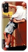 Katie Caboose IPhone Case