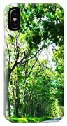 Kauai Trees IPhone Case