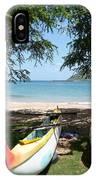 Kauai Watersports IPhone Case
