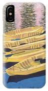 Kayak Dream IPhone Case