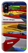 Kayak Explosion IPhone Case