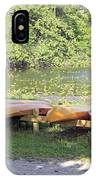 Kayak Rentals IPhone Case