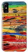 Kayak Spectrum IPhone Case