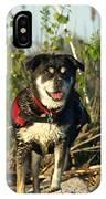 Kayaker's Best Friend IPhone Case