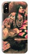 Keema Indian Princess IPhone Case