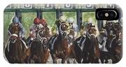 Keeneland IPhone Case
