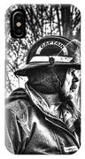 Keep Fire In Your Life No 3 IPhone Case