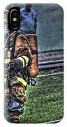 Keep Fire In Your Life No 5 IPhone Case