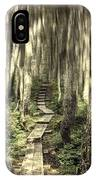 Keep On The Path IPhone Case