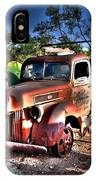 Keep On Truckin IPhone Case