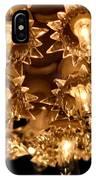 Keep Shining IPhone Case