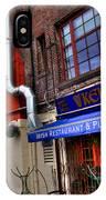 Kells Irish Restaurant And Pub - Seattle Washington IPhone Case