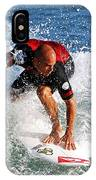 Kelly Slater World Surfing Champion Copy IPhone Case
