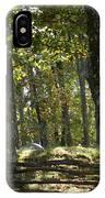 Kennesaw Battlefield Mountain IPhone Case