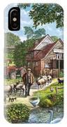 Kentish Farmer IPhone Case