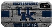 Kentucky Wildcats IPhone Case