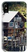 Ketchikan Buildings With Character 2 IPhone Case