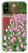 Keukenhof Gardens 1 IPhone Case
