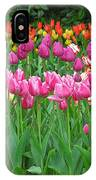 Keukenhof Gardens 14 IPhone Case