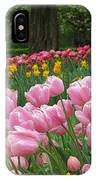 Keukenhof Gardens 17 IPhone Case