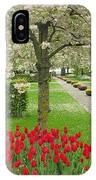 Keukenhof Gardens 33 IPhone Case