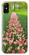 Keukenhof Gardens 41 IPhone Case