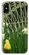 Keukenhof Gardens 45 IPhone Case