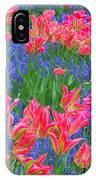 Keukenhof Gardens 5 IPhone Case
