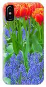 Keukenhof Gardens 6 IPhone Case