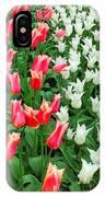 Keukenhof Gardens 7 IPhone Case