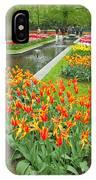 Keukenhof Gardens 70 IPhone Case