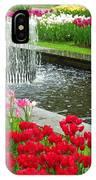 Keukenhof Gardens 71 IPhone Case