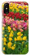 Keukenhof Gardens 72 IPhone Case