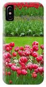 Keukenhof Gardens 91 IPhone Case