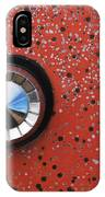 Keyhole Cover IPhone Case