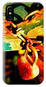 Keys Of Love And Life IPhone Case