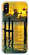 Keys Sunset IPhone Case