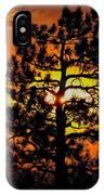 Keystone Pine IPhone Case